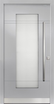 92041 fugen aluminium haust r mit glasausschnitt bayerwald deinet. Black Bedroom Furniture Sets. Home Design Ideas