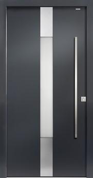 94020 applikation aluminium haust r mit glasausschnitt bayerwald deinet. Black Bedroom Furniture Sets. Home Design Ideas