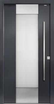 94040 applikation aluminium haust r mit glasausschnitt bayerwald deinet. Black Bedroom Furniture Sets. Home Design Ideas