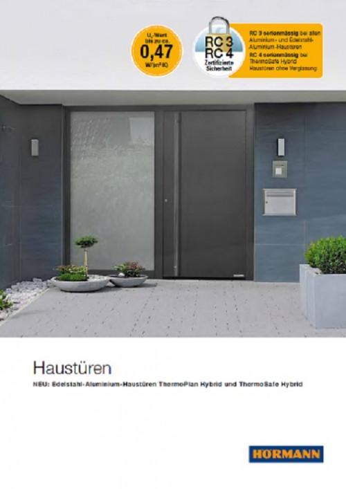 Haustüren Gesamtkatalog - Hörmann