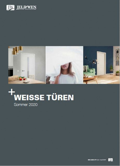 Weisse Türen Katalog - Jeld-Wen 2020