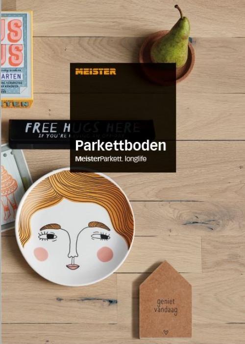 Meister Parkettboden longlife Katalog