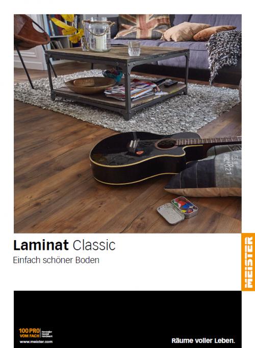 Laminat Classic - MEISTER