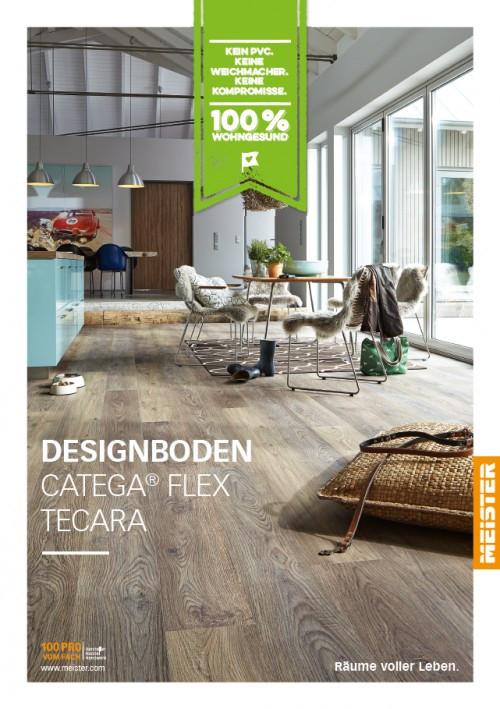 Designboden so schön kann gesundes  Wohnen sein - Meister