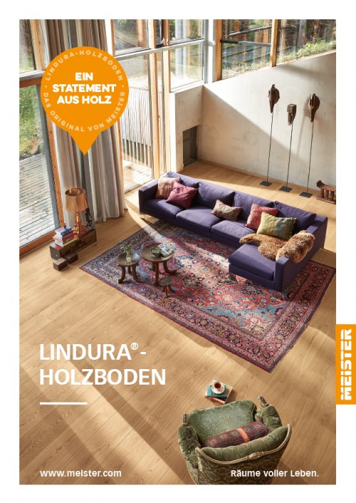Lindura-Holzboden - MEISTER