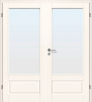 provence typ 4004 q la klassik wei doppelfl gelt r mit glasausschnitt westag getalit. Black Bedroom Furniture Sets. Home Design Ideas