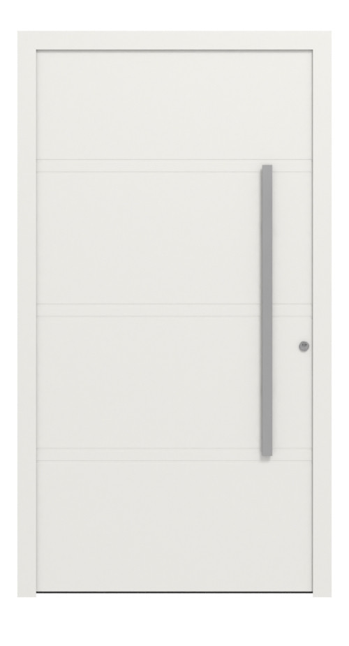 Motiv 872 Aluminium Aktions Haustür ThermoSafe ohne Glasausschnitt - Hörmann
