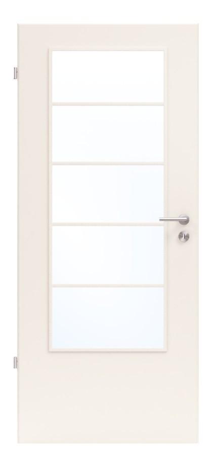 Bild von Klassik Weiß RAL 9010 Typ LA-DIN Sprosse 5 WestaLack Innentür - Westag & Getalit