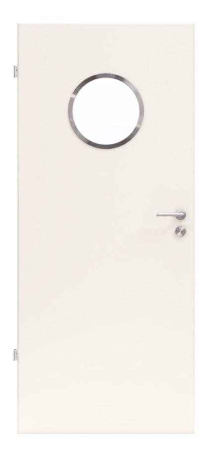 Extrem Klassik Weiß A 223 Bullauge Typ LA-KR 350 PortaLit Zimmertür QN83