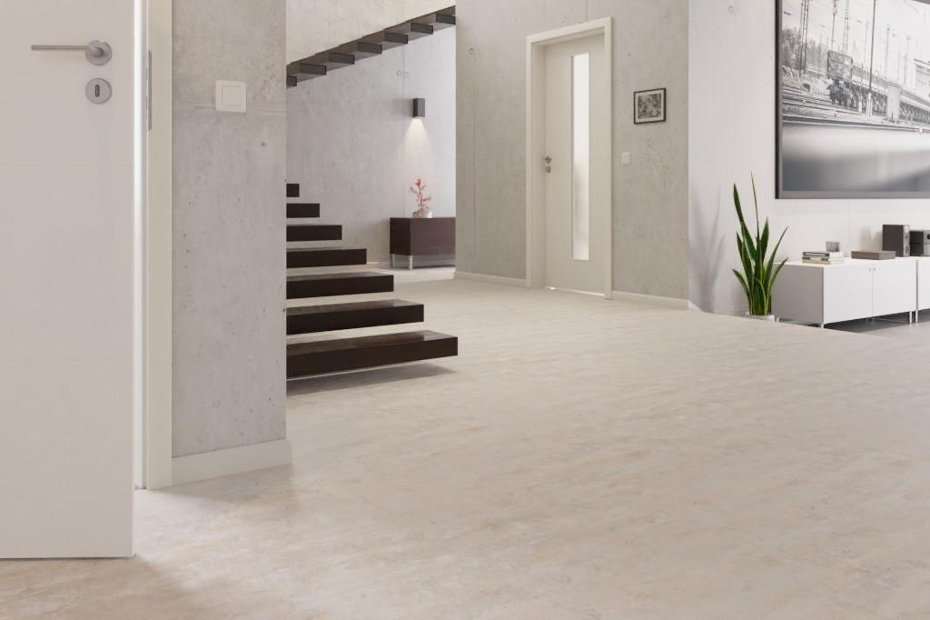 Art beton vinyl wineo stone xl wineo deinetür