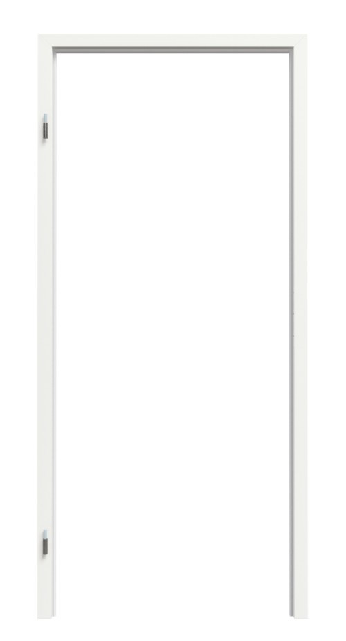 Blockrahmen Weißlack RAL 9016 Premium