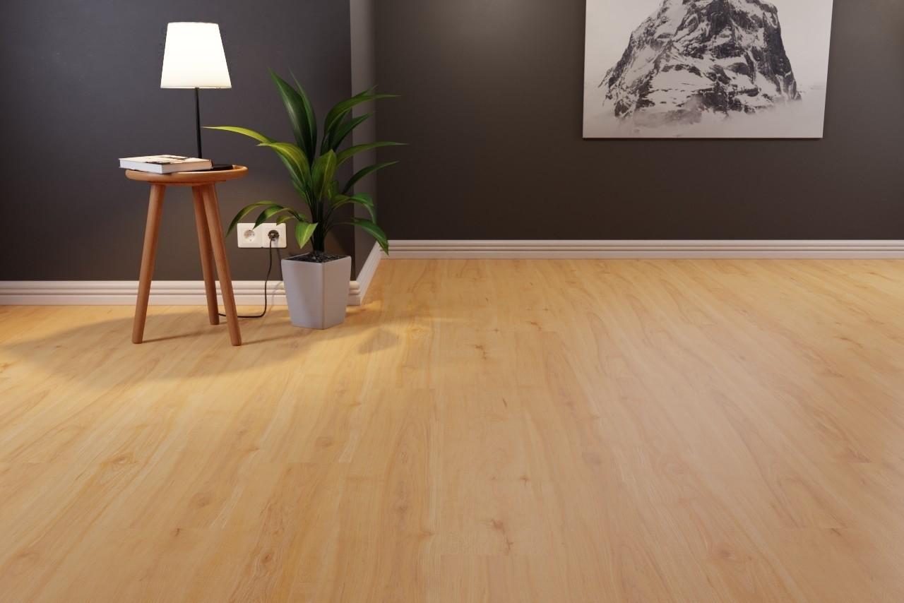 Favorit Buche Natural Planke Designboden Starfloor Click 30 - Tarkett MY36