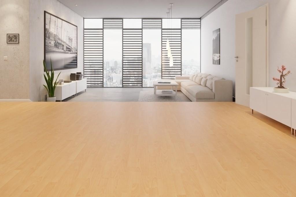 Fußboden Wärmedämmung Laminat ~ Bodenkomplettset buche schiffsboden light laminat interio