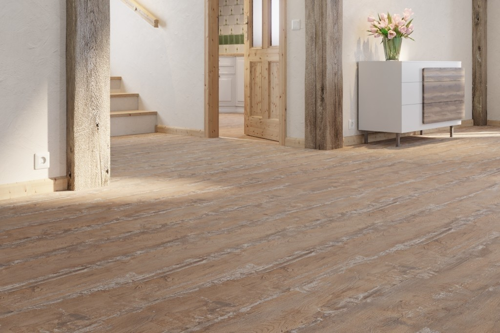 Cabin Board 1-Stab Designboden Premium Meister Design. flex DD 400-6991 - Meister