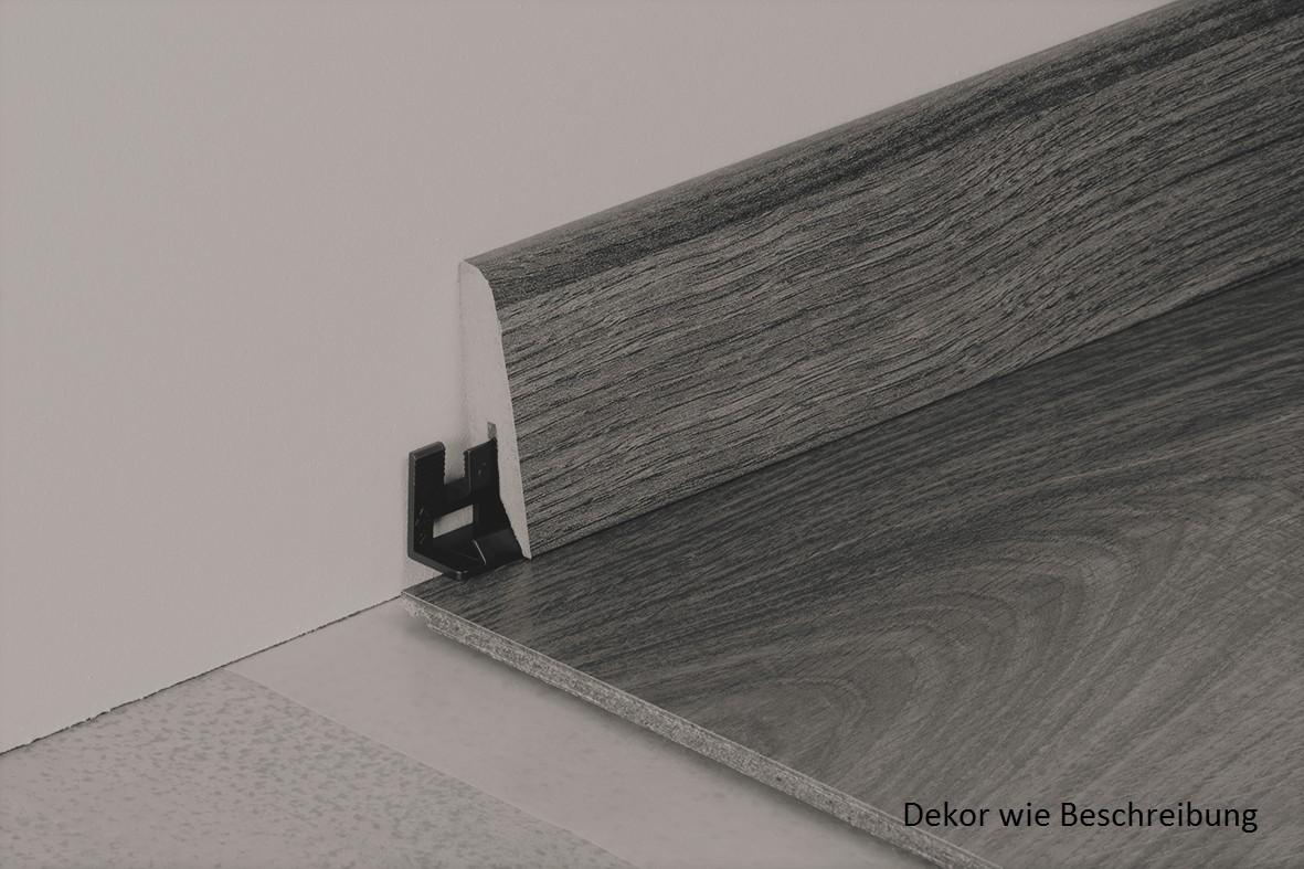 eiche grau patina sockelleiste b tarkett deinet. Black Bedroom Furniture Sets. Home Design Ideas