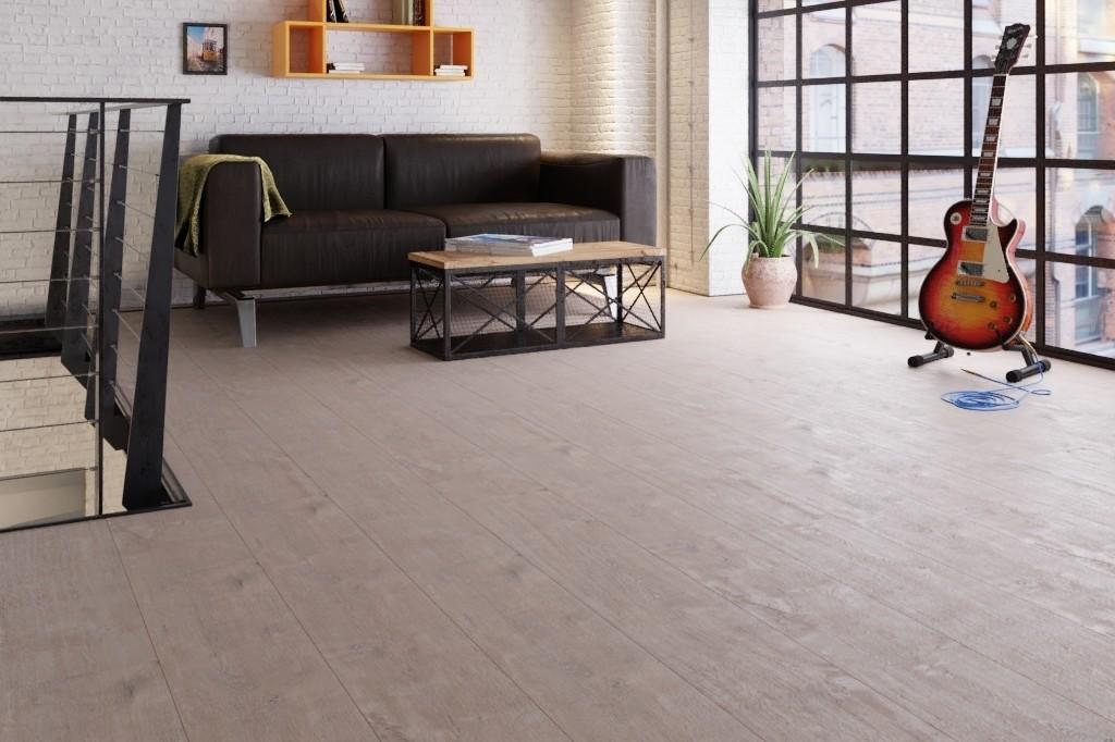 Eiche greige 1-Stab Designboden Premium Meister Design. flex DD 400-6959 - Meister