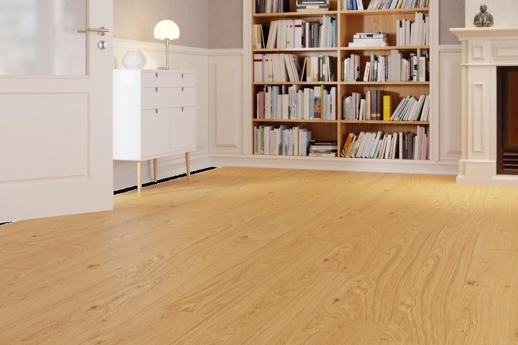 eiche rustikal 1 stab landhausdielen longlife parkett boden classic pd 200 8137 meister. Black Bedroom Furniture Sets. Home Design Ideas