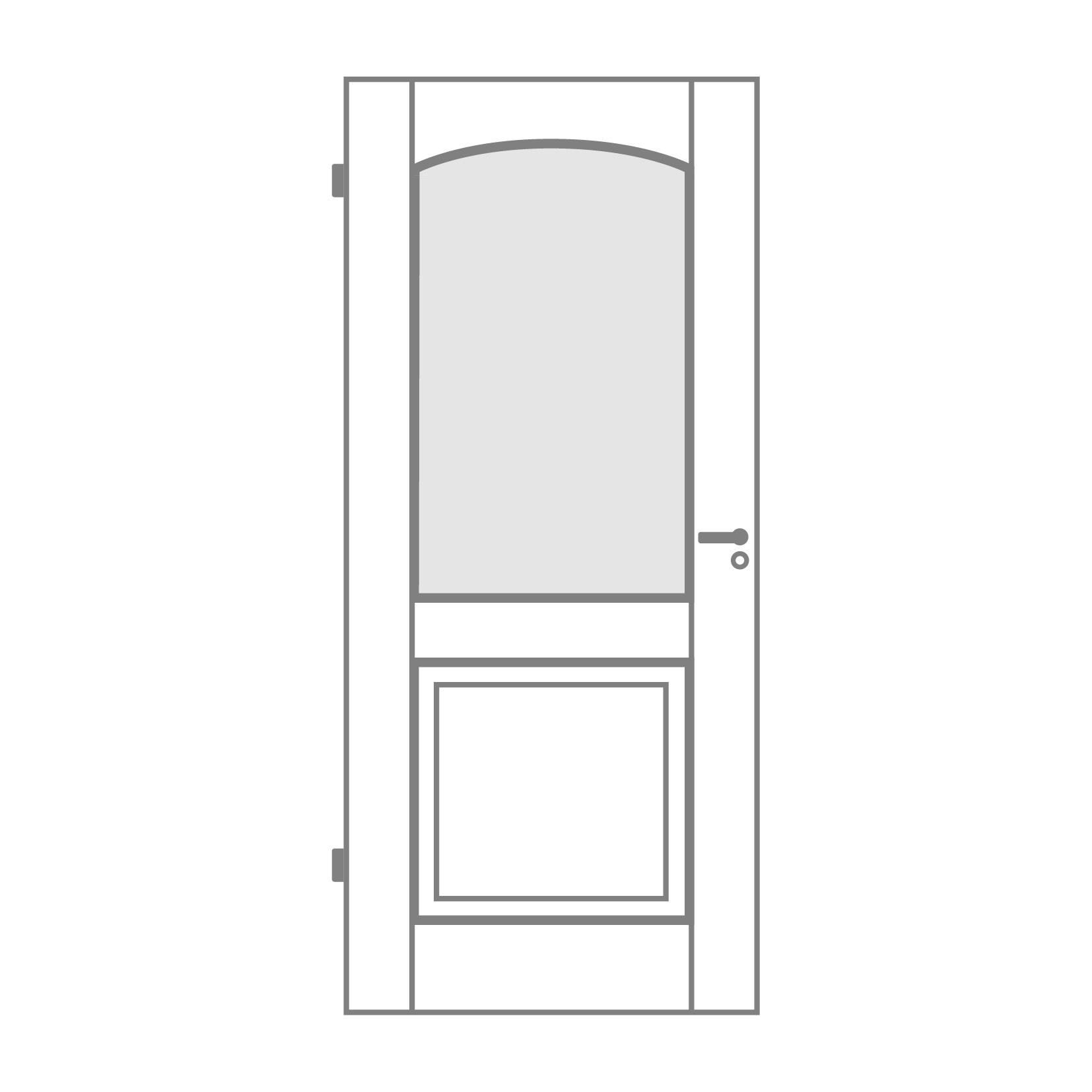 massivholzt r modell te 28 we deinet. Black Bedroom Furniture Sets. Home Design Ideas