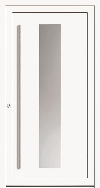 a 18 106 aluminium haust r mit glasausschnitt kneer deinet. Black Bedroom Furniture Sets. Home Design Ideas