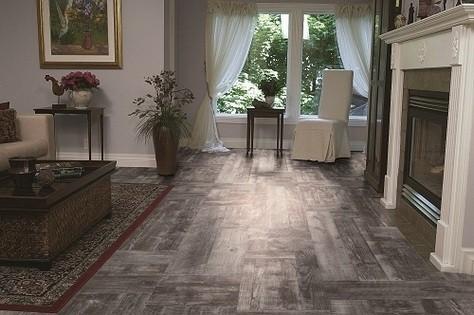 Fußboden Weiß Xxl ~ Patchwork cappuccino multistab laminat lamin art xxl dielen
