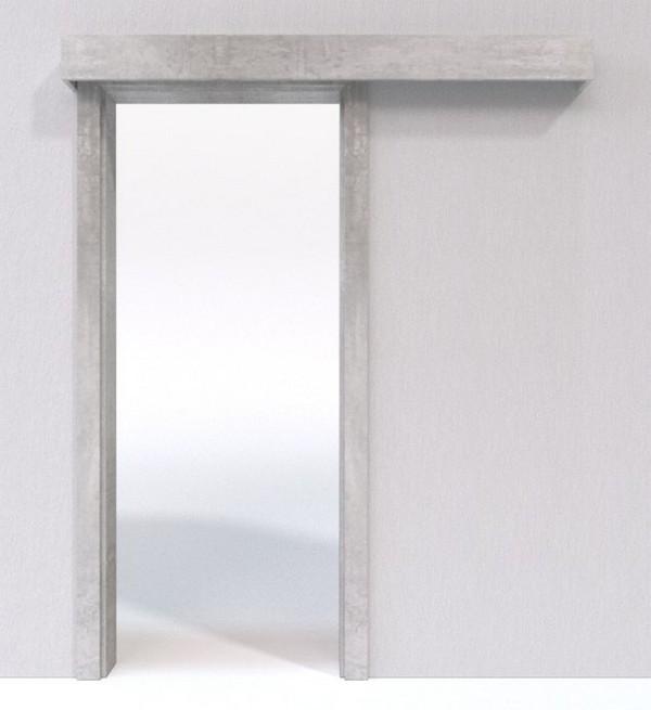 schiebet r system classic vor der wand duritop concrete jeld wen deinet. Black Bedroom Furniture Sets. Home Design Ideas
