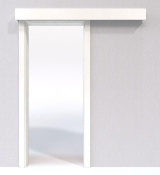ultrawei laminat duritop cpl schiebet r system classic vor der wand laufend jeld wen. Black Bedroom Furniture Sets. Home Design Ideas
