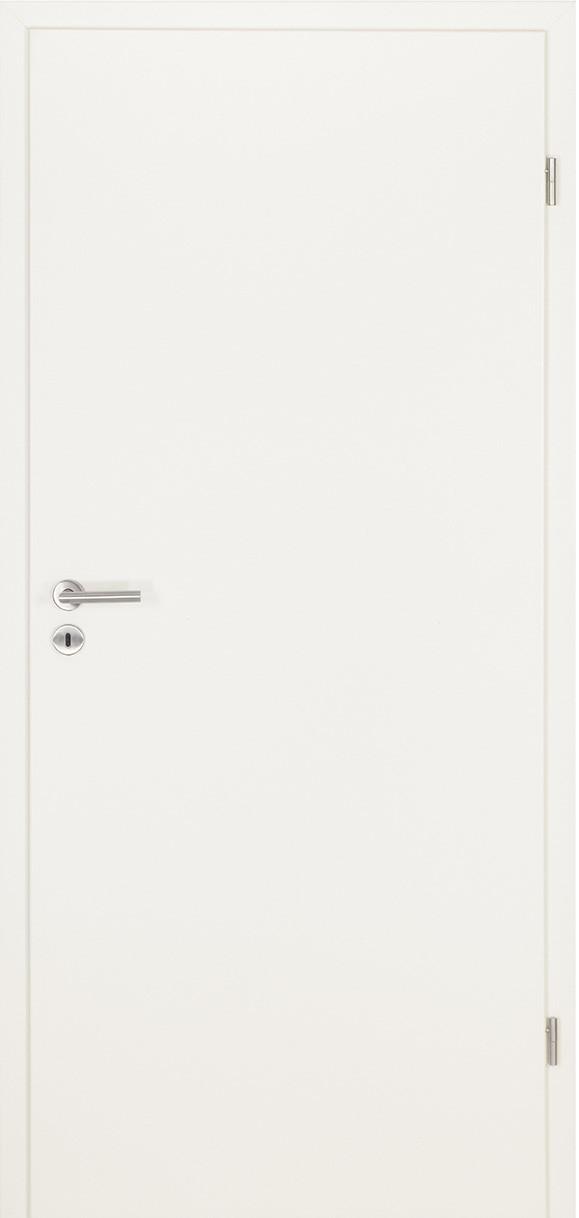 innent r set brandschutzt r t 30 mit zarge weisslack 9010 deinet. Black Bedroom Furniture Sets. Home Design Ideas