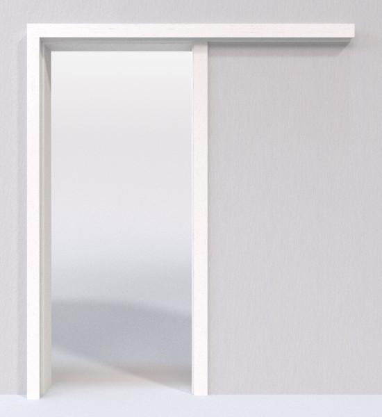 esche wei aufrecht lebolit schiebet r system vor der wand laufend lebo deinet. Black Bedroom Furniture Sets. Home Design Ideas