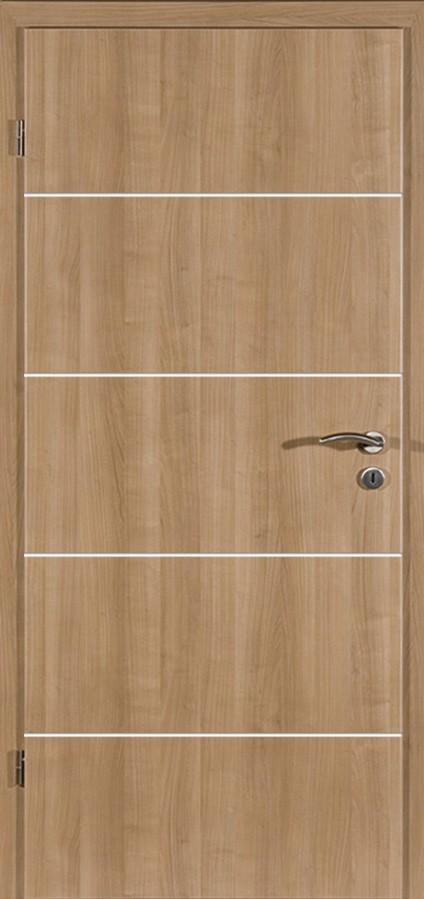 exclusiv kirschbaum romana lisenen lebolit cpl innent r lebo deinet. Black Bedroom Furniture Sets. Home Design Ideas