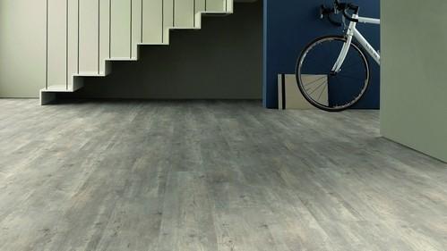 Vinyl Fußboden Muster ~ Pinie malmö grau i landhausdielen compact vinylboden straight