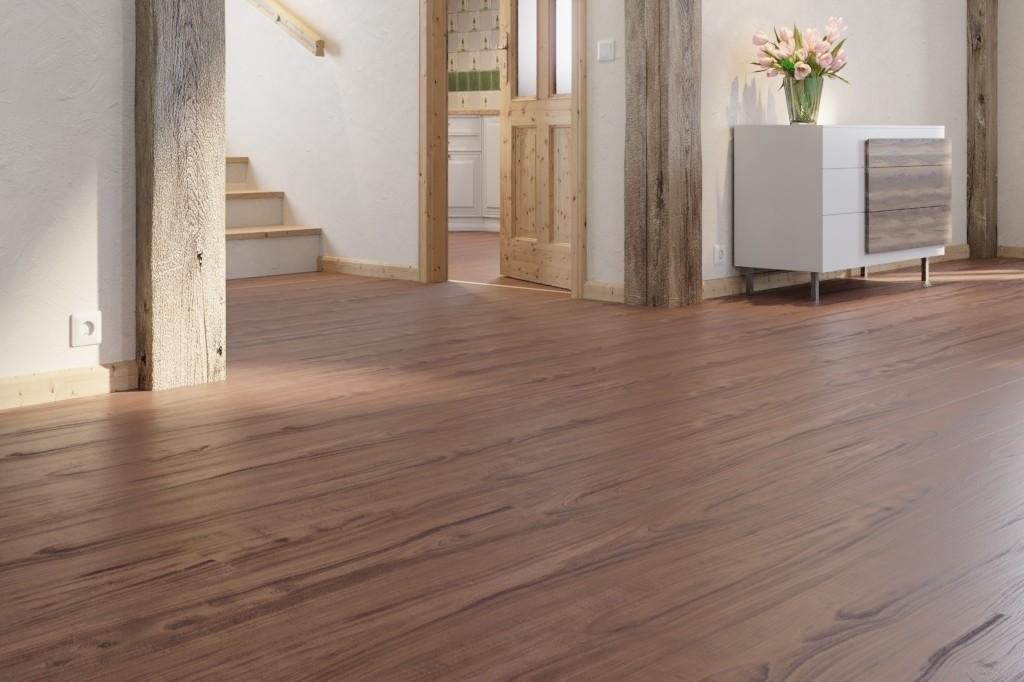 Nussbaum 1-Stab Landhausdielen Designboden Premium DD 300-6945 - Meister_03