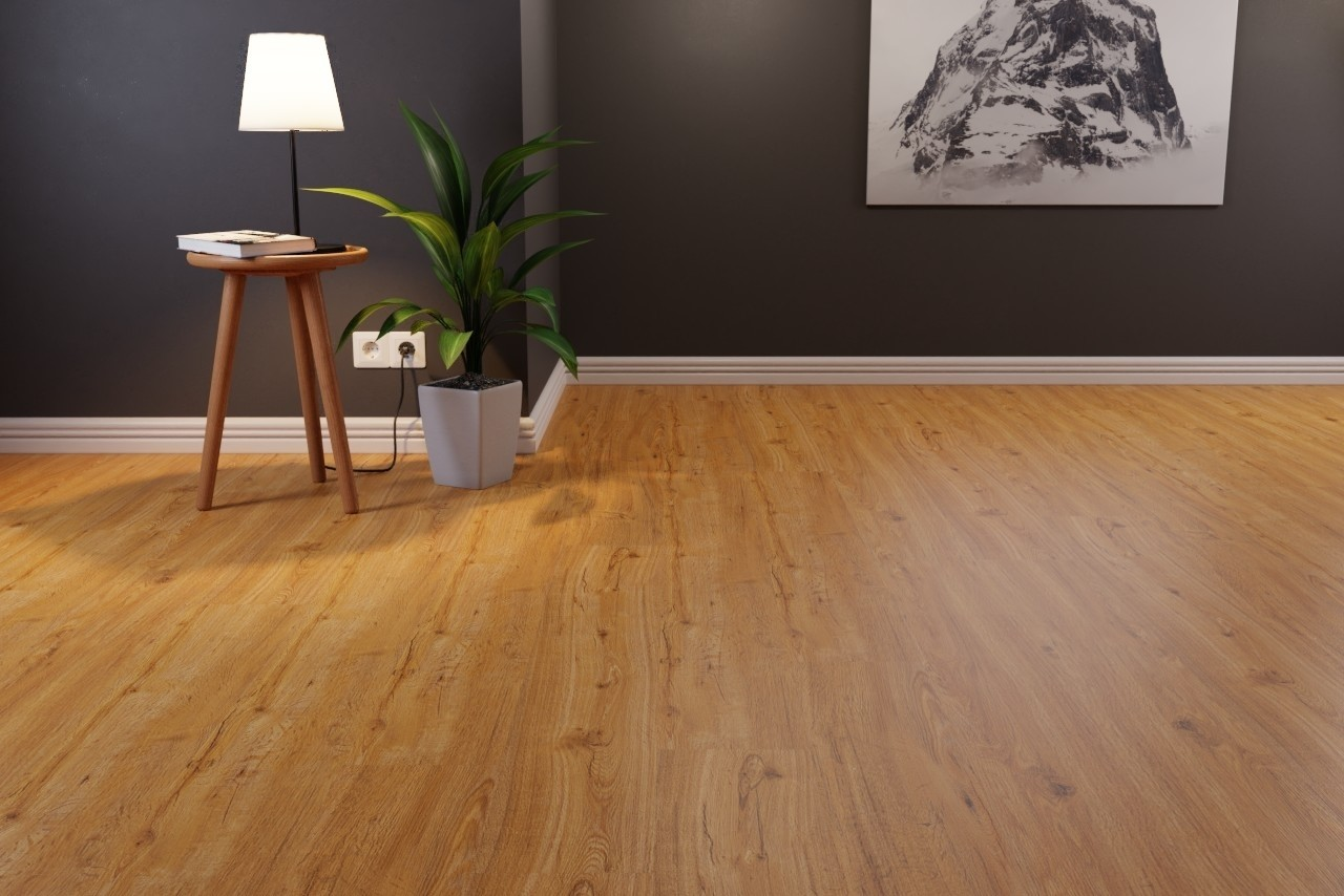 Soft Eiche Natural Planke Designboden Starfloor Click 30 - Tarkett Milieu