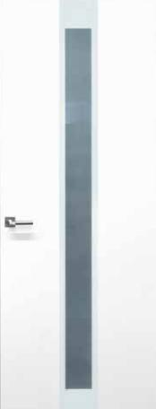 ral 9016 verkehrswei innent r mit fl chenb ndigem glasausschnitt fg 10 modulwerk 1 0. Black Bedroom Furniture Sets. Home Design Ideas