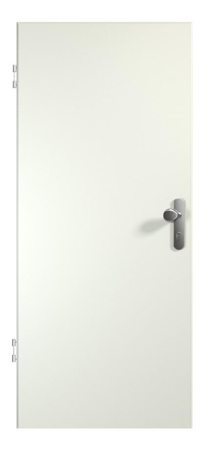 Bild 2 von Klassik Weiß RAL 9010 WestaLack Wohnungseingangstür - Westag & Getalit