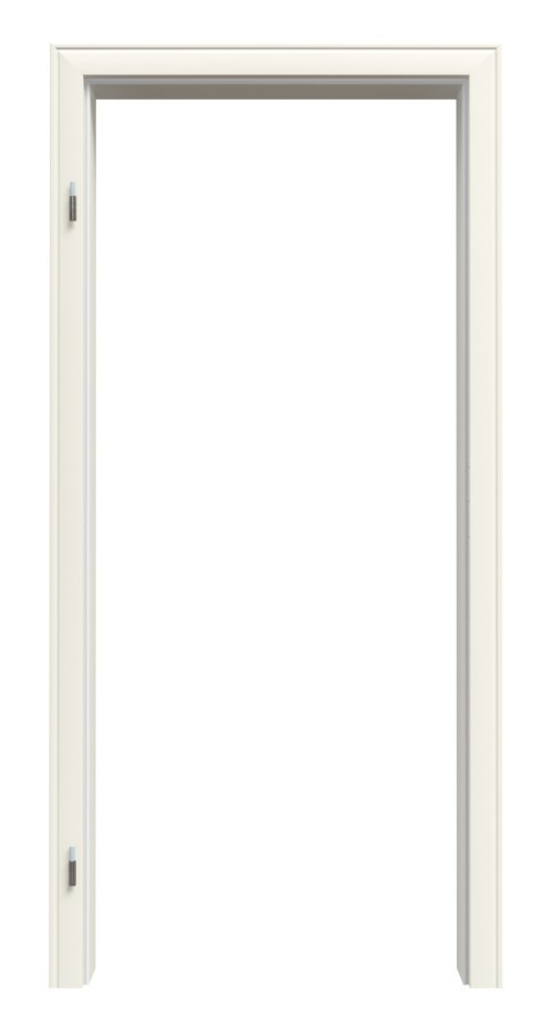 Profilzarge Weißlack RAL 9010 Premium ZA-02