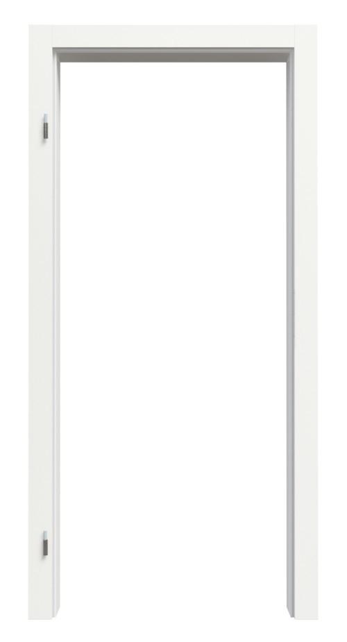 Profilzarge Weißlack RAL 9016 Premium ZA-11