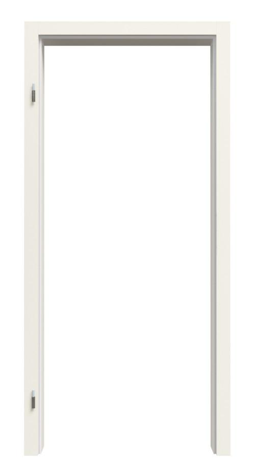 Profilzarge Weißlack RAL 9010 Premium ZA-16