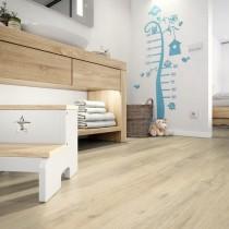 Eiche massiv braun 1-Stab Designboden HOME Design Classic - Egger