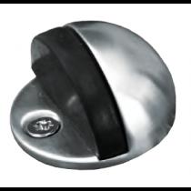 Kleiner Boden-Türstopper Edelstahl mit Bodenbefestigung - Südmetall