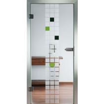Windsor Glastür Piktura Loft - Applikationstür