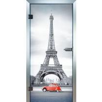Paris Glastür Piktura Loft - Farbdrucktür