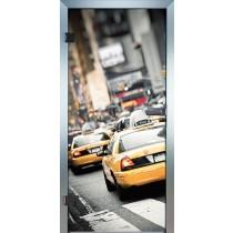 Taxi Glastür Piktura Loft - Farbdrucktür