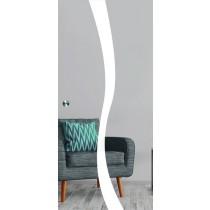 Bergamo Mattprint Schiebetür Ganzglas mit Motiv matt - Erkelenz