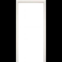 Weißlack (RAL 9010) Zarge Modell D - Brüchert + Kärner