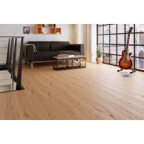 Eiche Prime Rustic Naturfarben 1-Stab Korkboden wood Essence - Wicanders