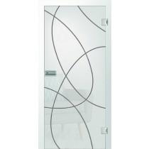 Er 71 Rillenschliff Glastür mit Fläche matt - Erkelenz