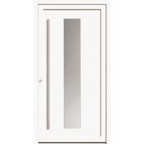 A 17 106 Kunststoff Haustür mit Glasausschnitt - Kneer
