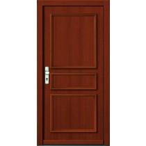 A 17 330 Holz Haustür ohne Glasausschnitt - Kneer