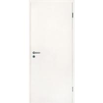 Innentür-Set Weißlack 9010 Optima Tür mit Zarge und Drücker