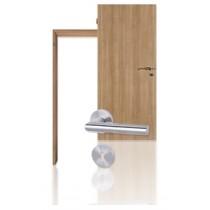 Innentür-Set Kirschbaum Romana CPL Tür mit Zarge und Drücker
